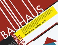 Bauhaus Era Futura Specimen