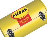 Midas Sales Kits