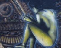 Gene2is - Mutations - Paintings