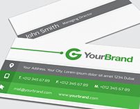 Corporate Business Card - 15