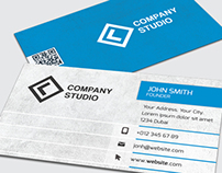 Corporate Business Card - 16