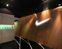 Barcelona Nike Olympic Games Pop Up Store