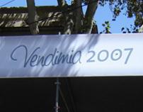 Vendimia 2007: Palco