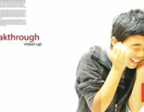 Breakthrough              vision up 2012