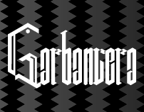 Garbancera Typeface