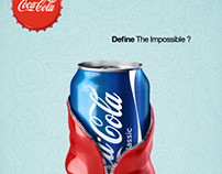 Cocacola The impossible