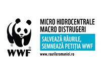 """WWF """"Salvează Râurile României"""" Campaign"""