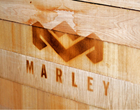 Marley Headphones Retail Stand