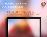 Abstract & Blur Backgrounds V.4