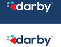Designed new Darby logos
