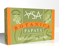 YSA Soap Packaging
