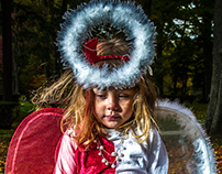 Halloween Family Portraits Erie County PA