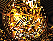 400th Year Foundation Logo