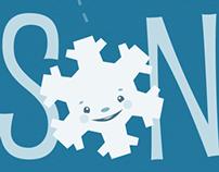 Sampson The Snowflake