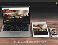 javier pinochet website