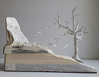 Sculptural Book