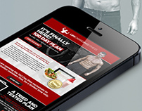 Life Changing Fitness eDirect Mailer