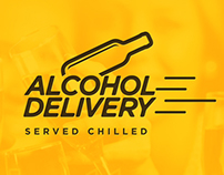 Alcohol Delivery mCommerce Application