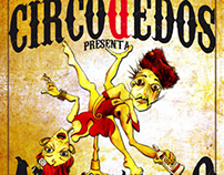 Costume Design for Circo Dedos
