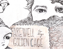 Farewell to My Golden cAge | Personal illustration