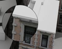 facade test