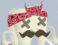 Tooth dealer