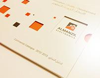 Almanzil Electronics Corporate Catalog
