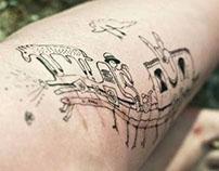 naive tattoо