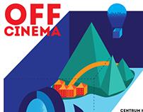 OFF CINEMA, projekt plakatu
