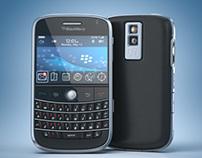 Mobile/Cell Phone Modelling & Render