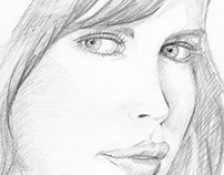 Dibujos a lápiz / Pencil drawings