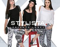 Stylista.com - Pilot Shoot 2013