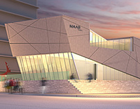 MUSEO DE ARTE ANTONIO BERNI - ARQUITECTURA 3 - 2013