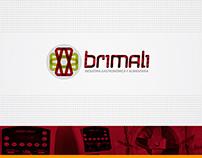 Branding |  BRIMALI