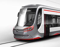 Aufeer Design - Rail vehicles