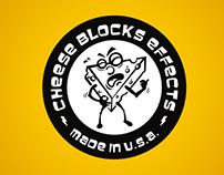 Cartoon - Cheese Blocks Effects