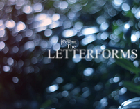 The LETTERFORMS movie