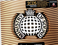 The Ministry of Sound albums