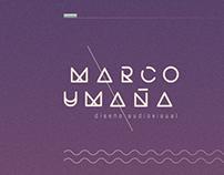 Marco Umaña - Showreel 2013
