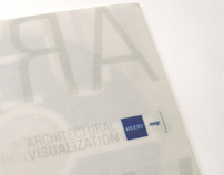 Architectural Visualization DVD and Package Design