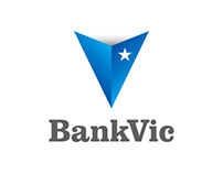 BankVic Branding