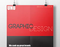 Brand Cooker (poster design)