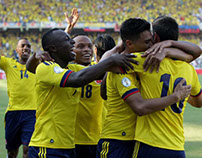 Adidas Selección Colombia.