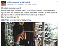 LMC Facebook: articles blog