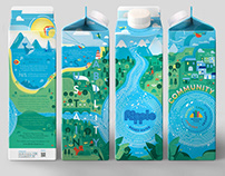 Ripple - Sustainable water packaging