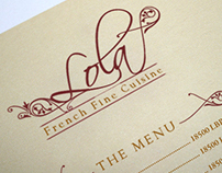 Lola  |  French Cuisine