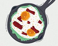 *Uovo alla Pettirossi