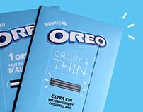 Oreo Crispy & THIN