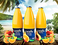 Caraïbe | Juice + Packaging