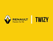 Master of Narrow Streets: Renault Twizy